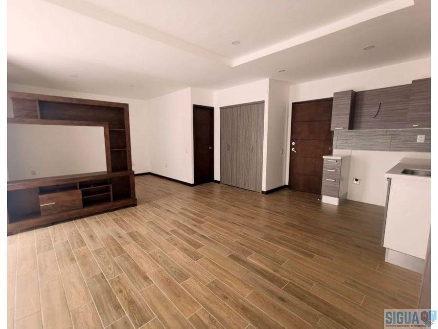 apartamento en renta km 141 ces