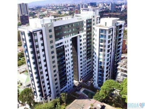 apartamento en renta liv zona 15 vista hermosa 1