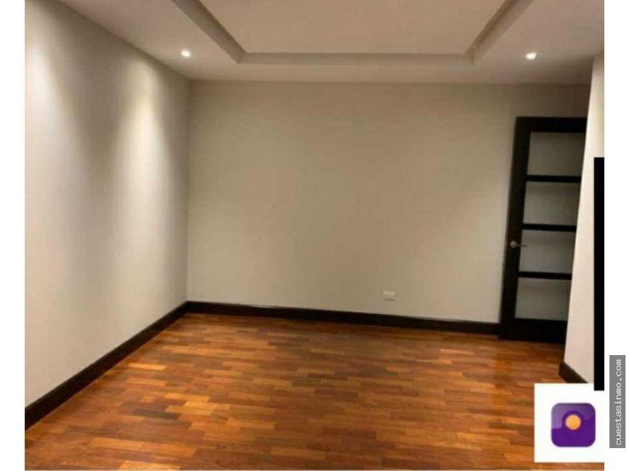 apartamento en renta sta ines zona 14 1