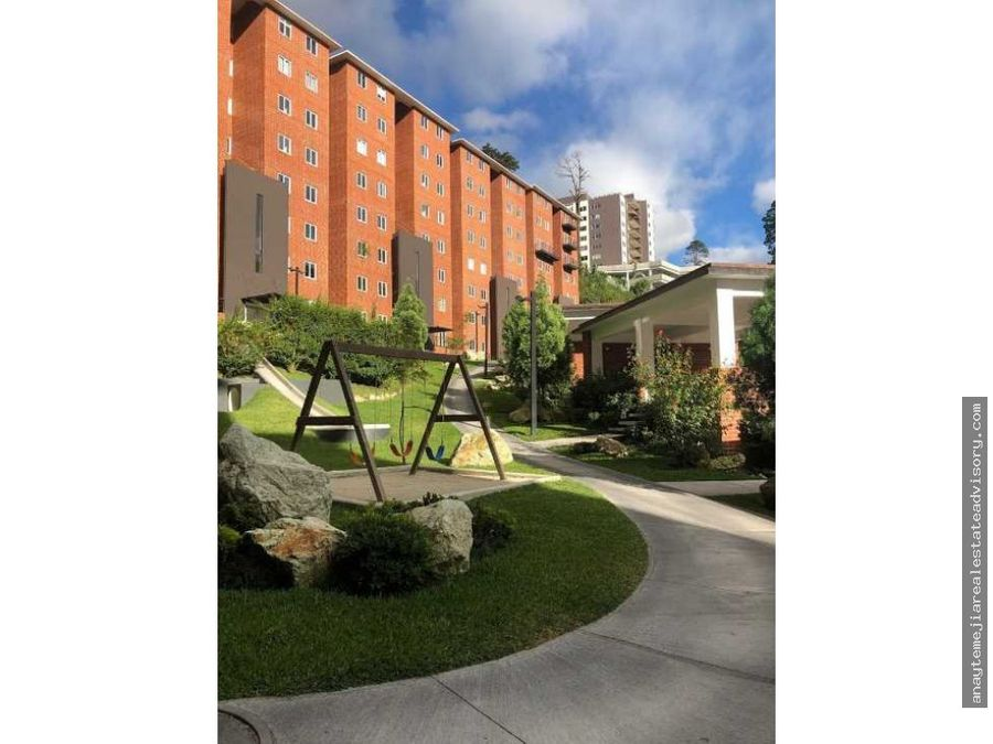 apartamento en renta y venta zona 16