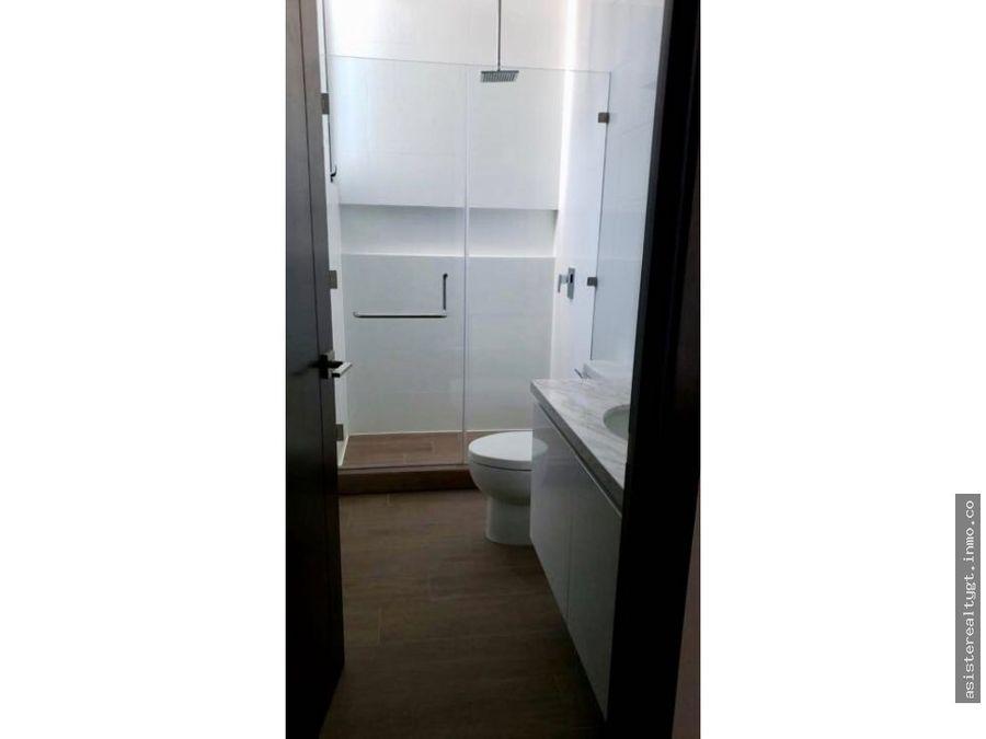 apartamento en renta torre caprese zona 15