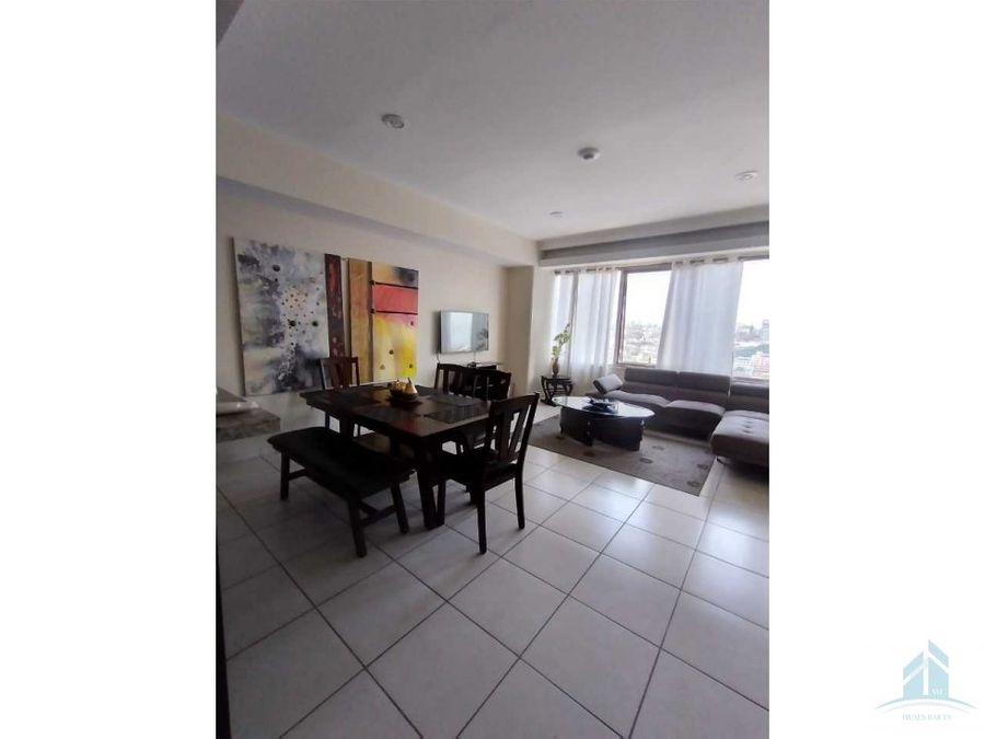 apartamento en renta y venta torre morazan