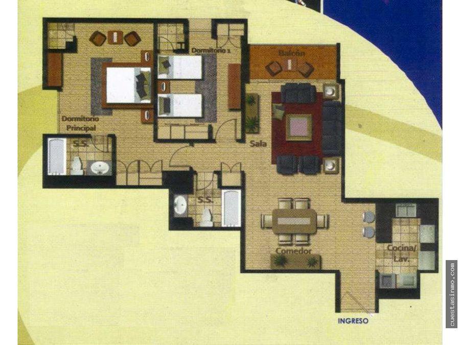 apartamento en renta zona 10 directo
