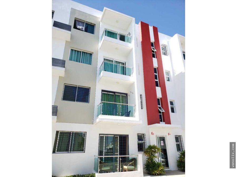 apartamento en residencial milot