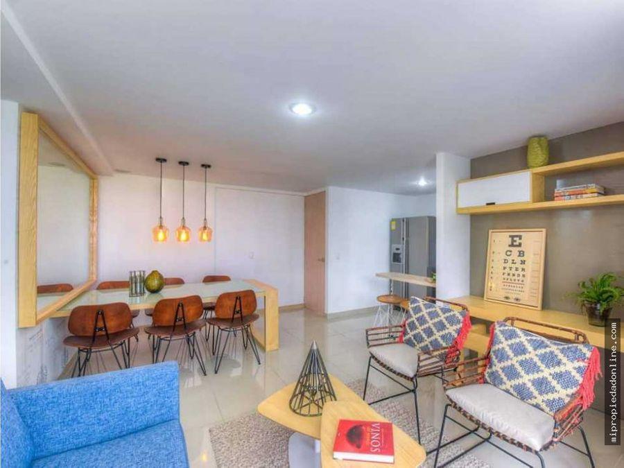 apartamento en reserva del parque itagui rentando buena inversion