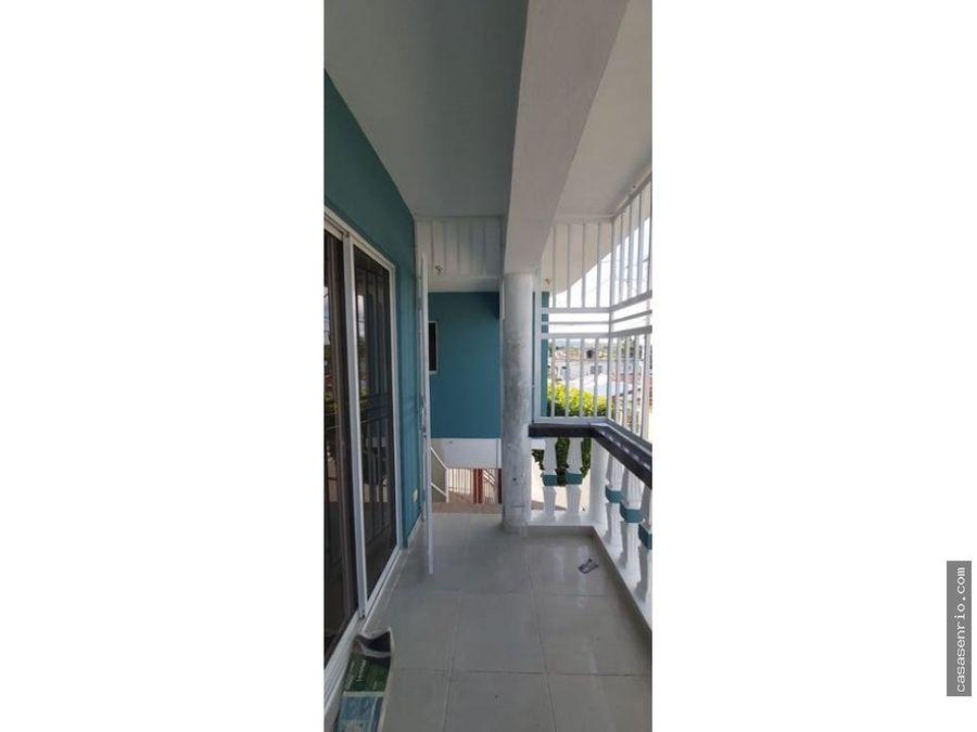 apartamento en rio san juan