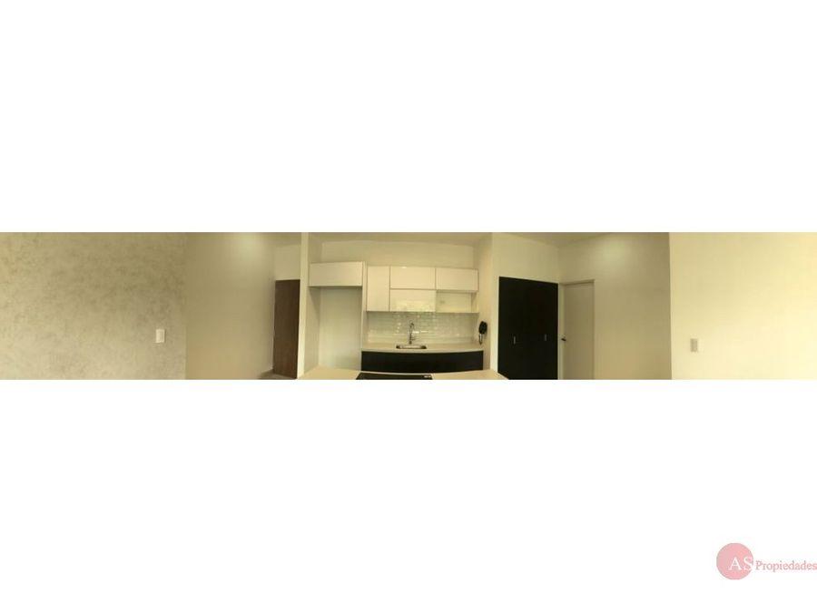 apartamento en rohrmoser para estrenar