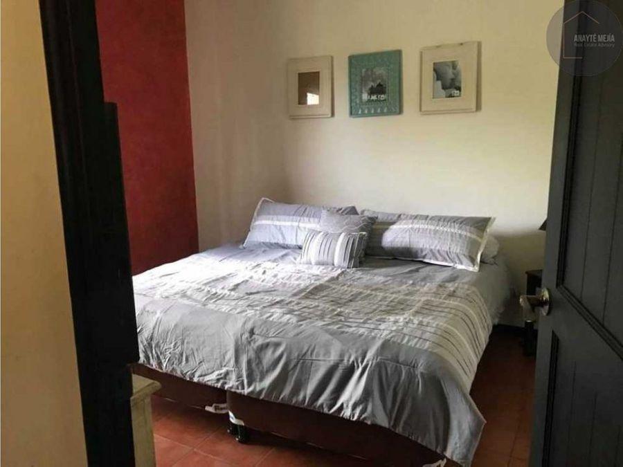 apartamento en renta san juan el obispo antigua guatemala