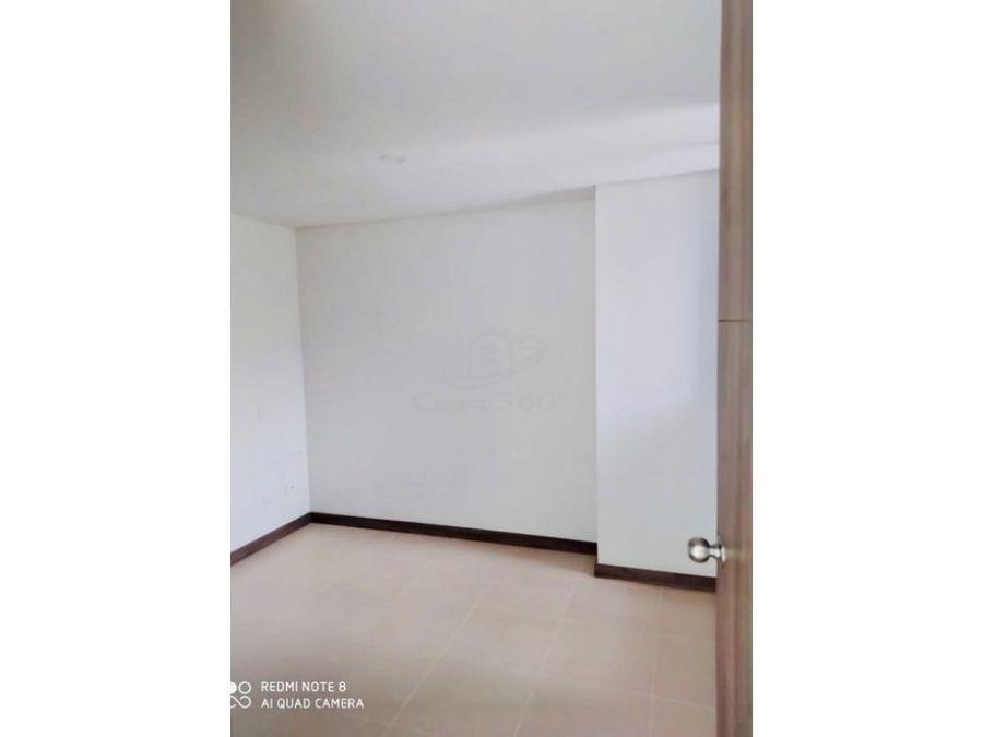 apartamento en sector sierra morena la estrella