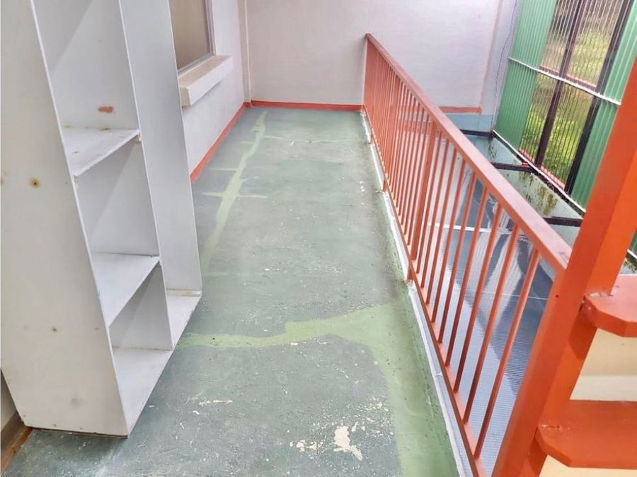 apartamento en segunda planta para alquiler en propiedad privada