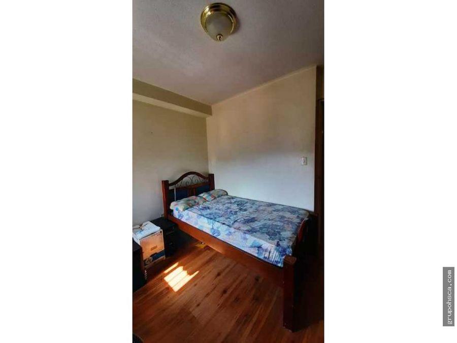 apartamento en urb san pablo resd isabela turmero