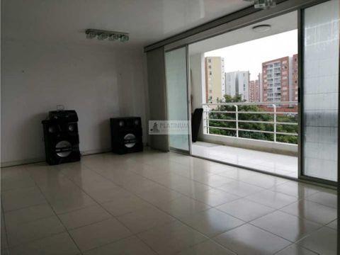 apartamento en venta en condominio en valle del lili cali ah