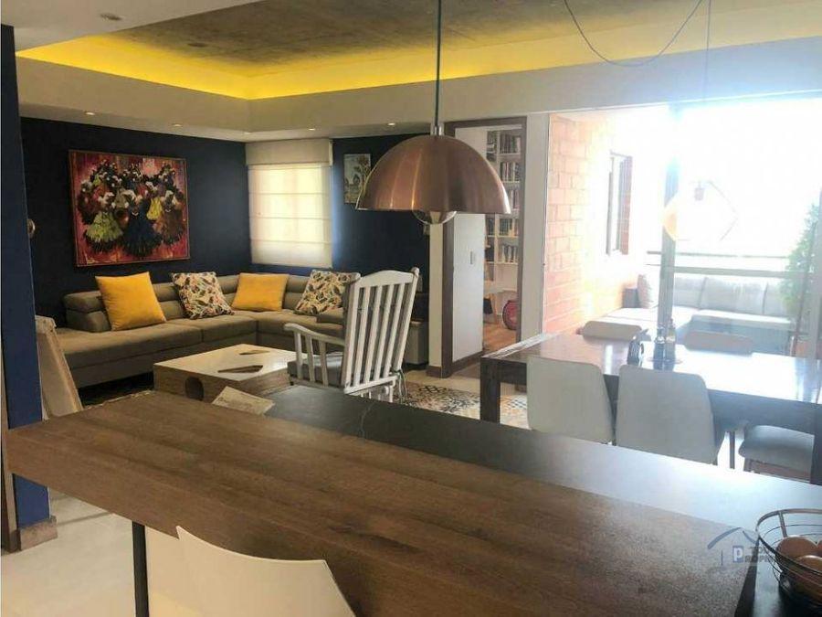 apartamento en venta con espectaculares acabados 90mts norte america