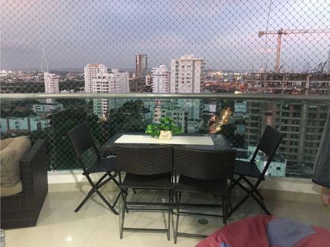 apartamento en venta manga edificio opalo