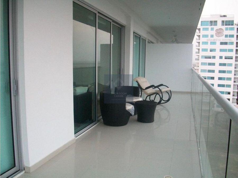 apartamento en venta morros cartagena