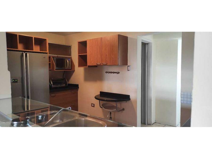 apartamento en venta amoblado y equipado av concordia