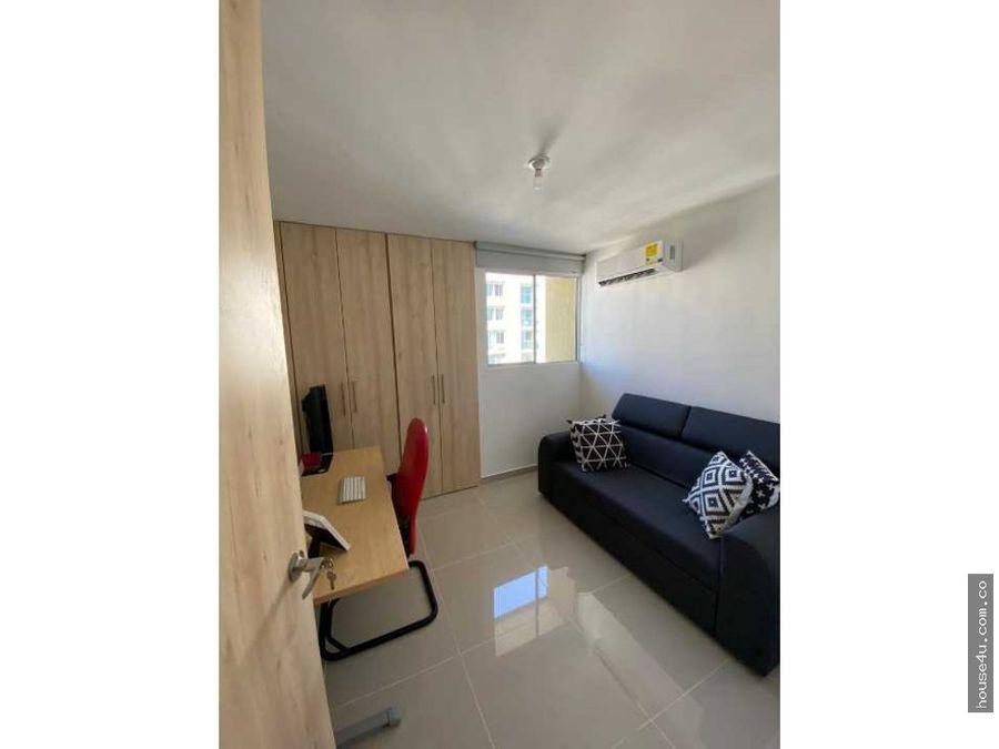 apartamento en venta betania barranquilla