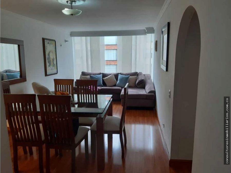apartamento en venta bogota colina campestre