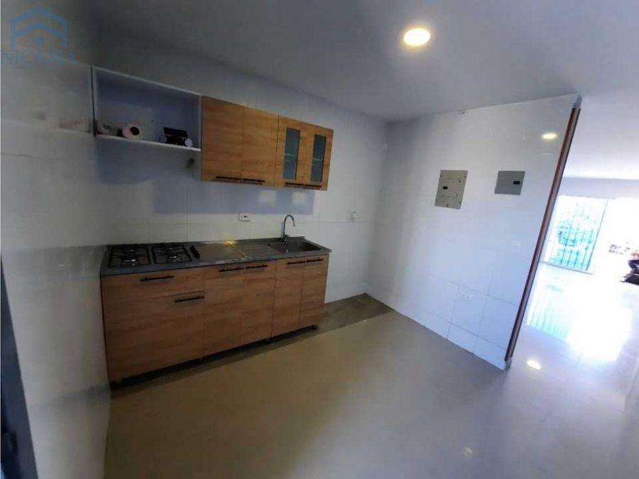 apartamento en venta campo alegre