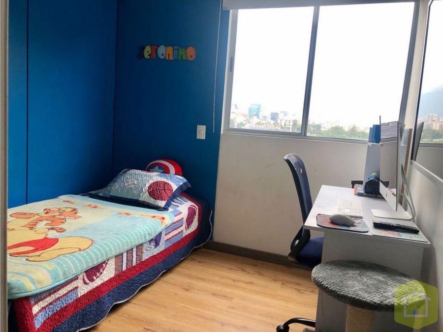 apartamento en venta ciudad del rio medellin