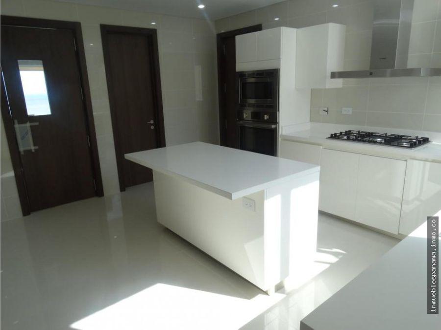 apartamento en venta coco del mar rah pa 20 5088