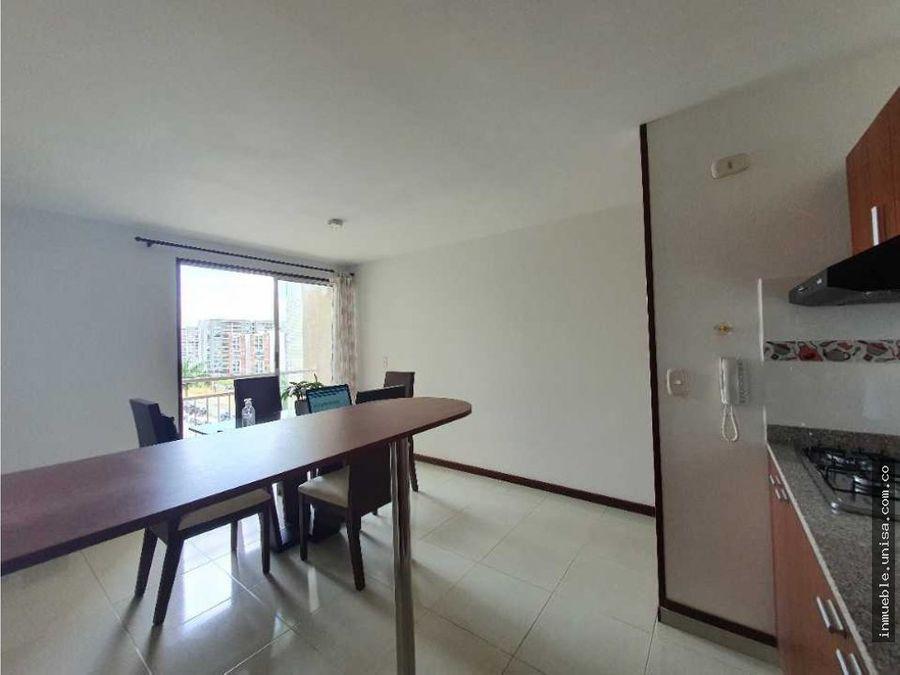 apartamento en venta conjunto residencial fortemurano valle del lili