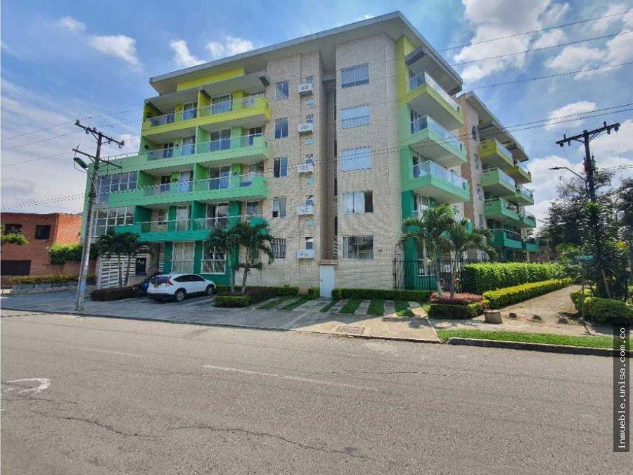 apartamento en venta conjunto residencial park avenue el ingenio