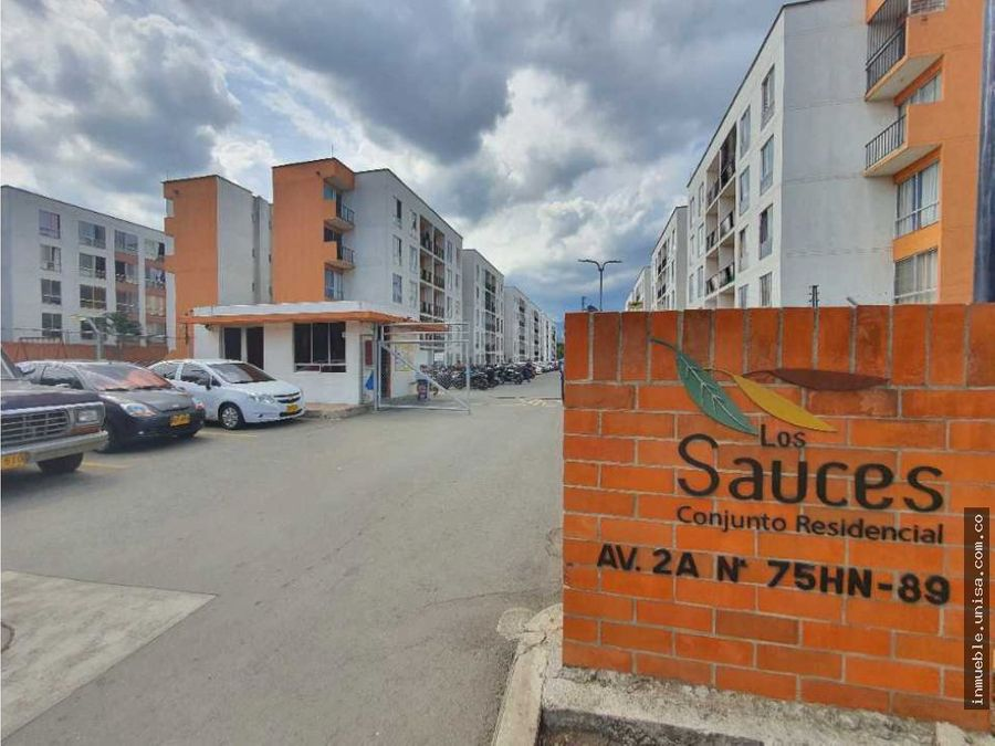 apartamento en venta conjunto los sauces brisas de los alamos