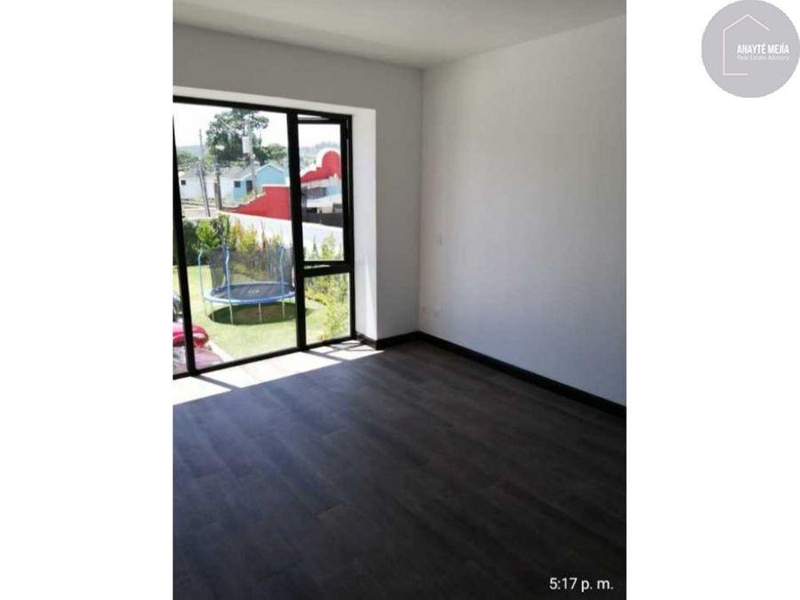 apartamento en venta domos zona 16