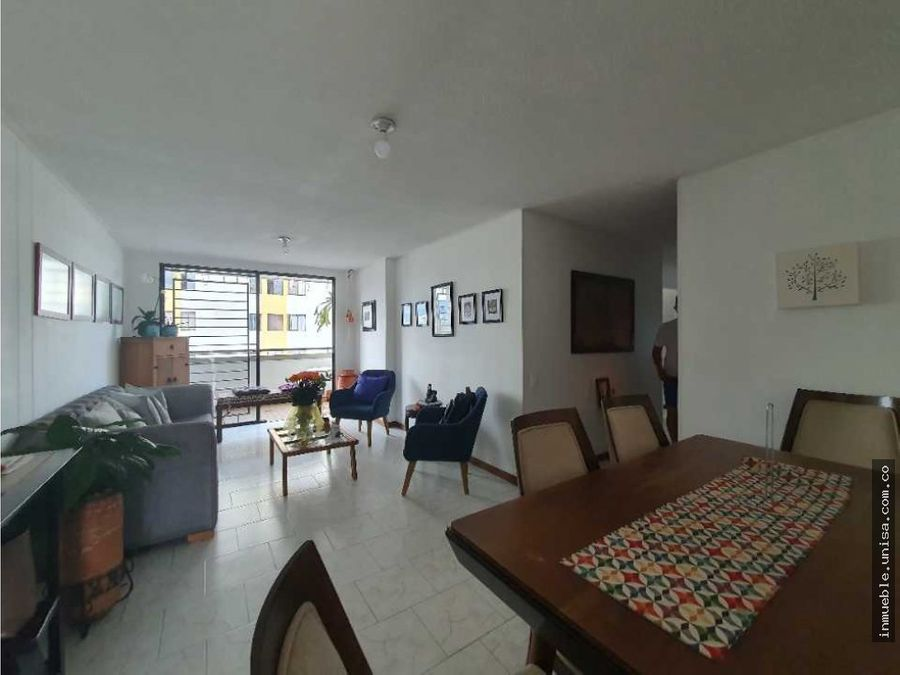 apartamento en venta edificio plaza 53 santa anita