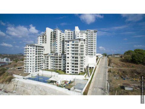 apartamento en venta el crisol rah pa 21 781