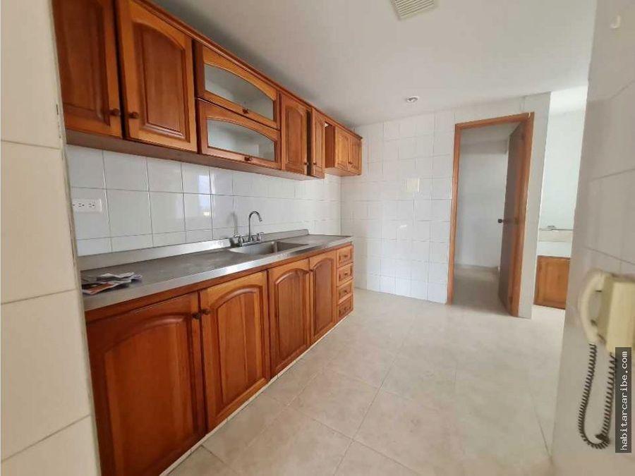 apartamento en venta y arriendo en manga