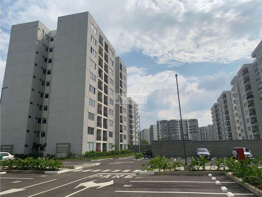 apartamento en venta en obra gris en bochalema fd