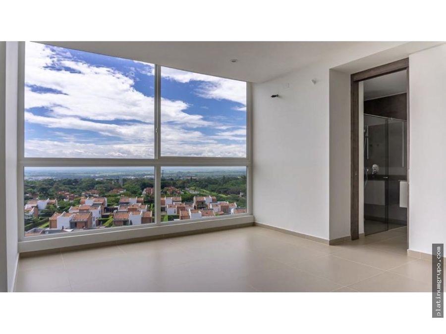 apartamento en venta en altos de pance cc