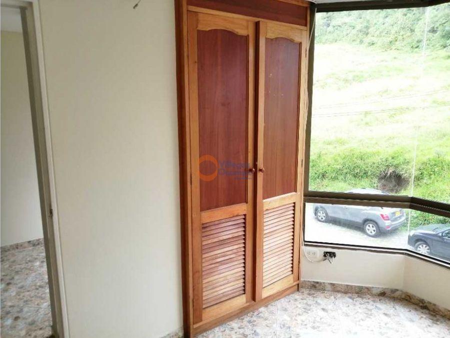 apartamento en venta en alta suiza manizales