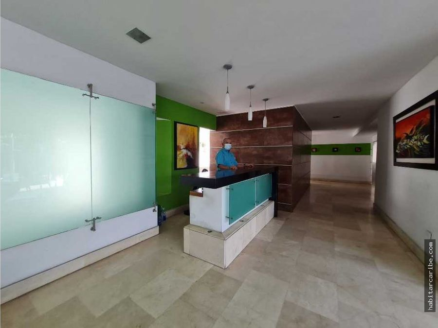 apartamento en venta en bocagrande