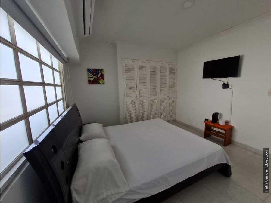 apartamento en venta en bocagrande turistico