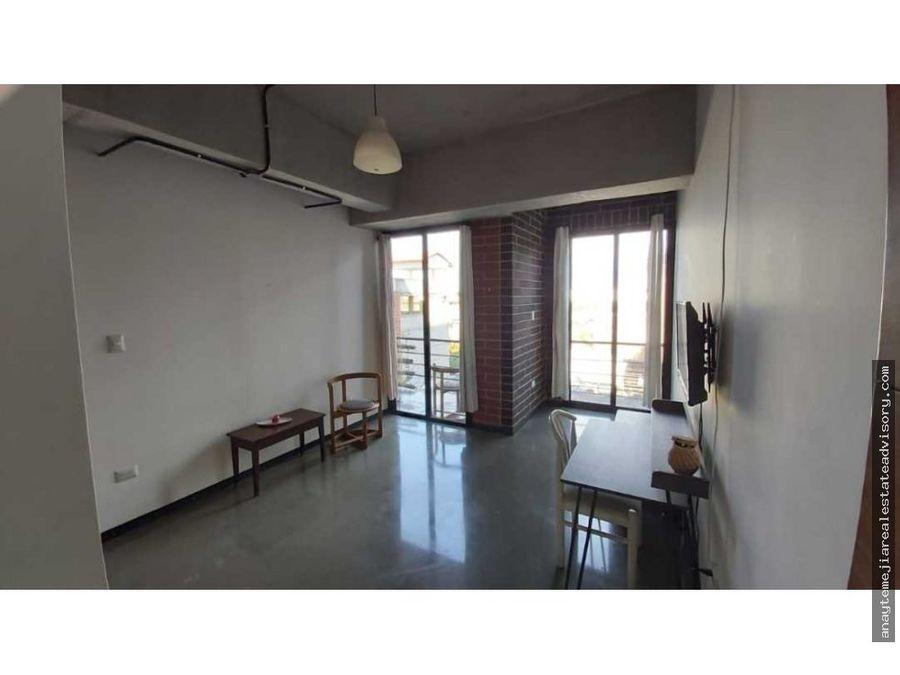 apartamento en venta en cuatro venezia zona 4