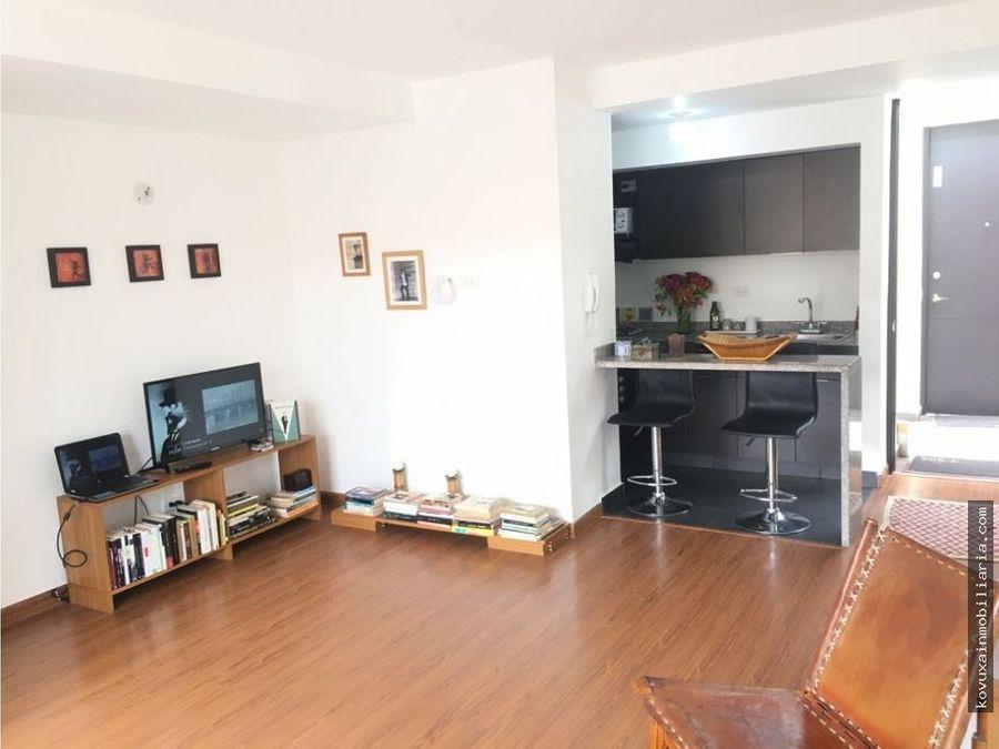 apartamento en venta en cajica inversion