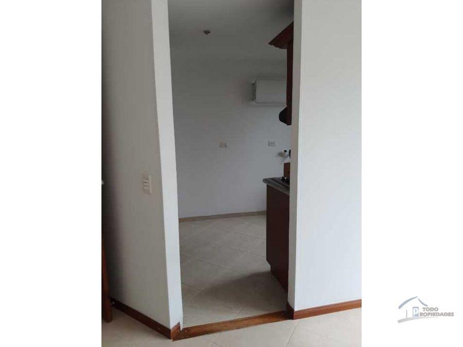 apartamento en venta en calasanz sector santa ana