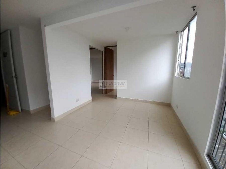 apartamento en venta en conjunto en ciudad guabinas yumbo
