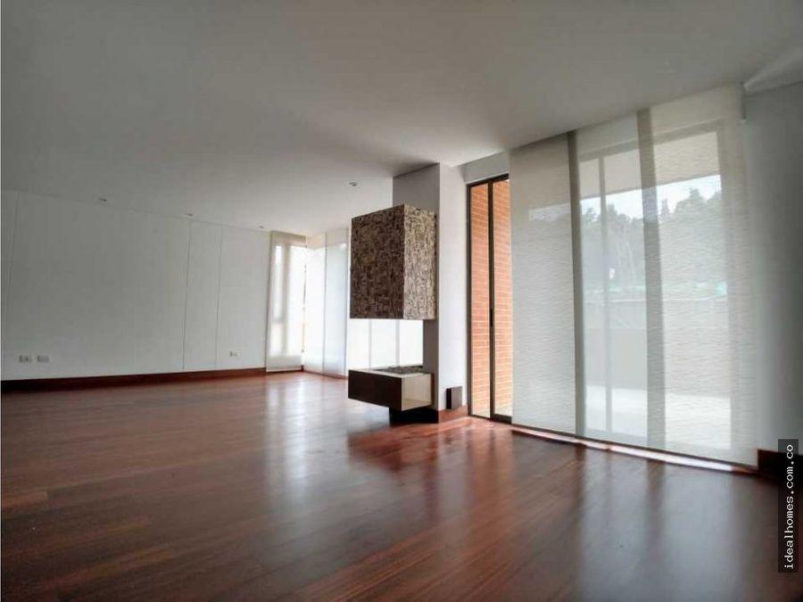 apartamento venta terraza colina campestre t