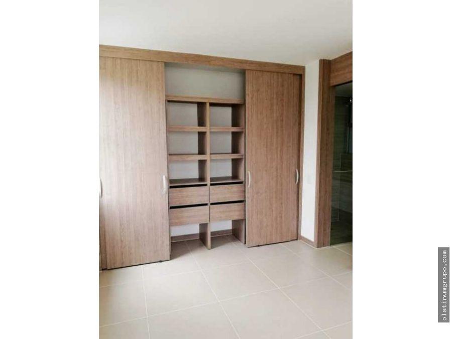 apartamento en venta en condominio en rincon de la flora cali cg