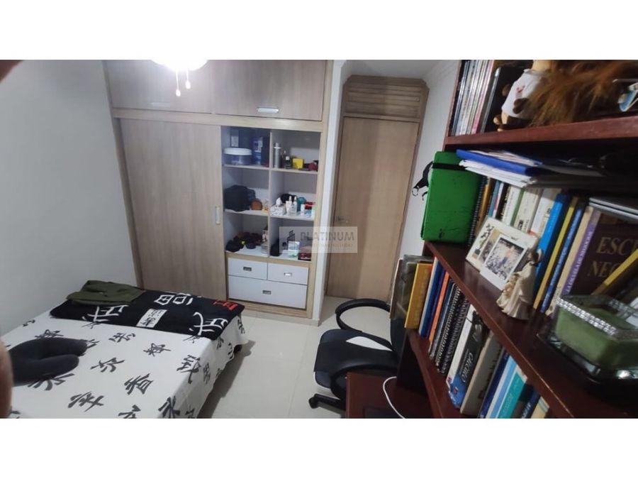apartamento en venta en condominio en el limonar tc