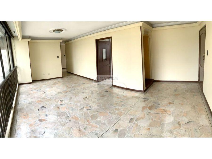 apartamento en venta en conjunto en camino real cali fd