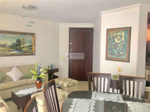 apartamento en venta en conjunto en la hacienda tc