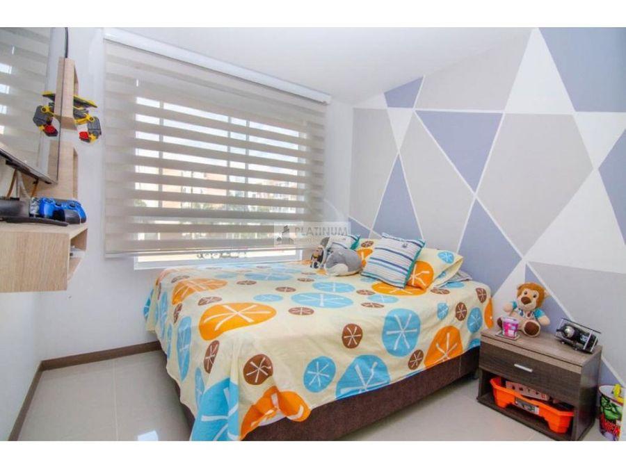 apartamento en venta en conjunto en valle del lili tc