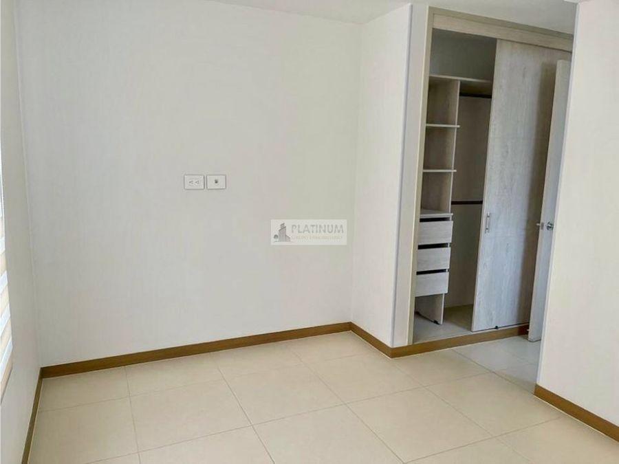 apartamento en venta en conjunto en pance tc