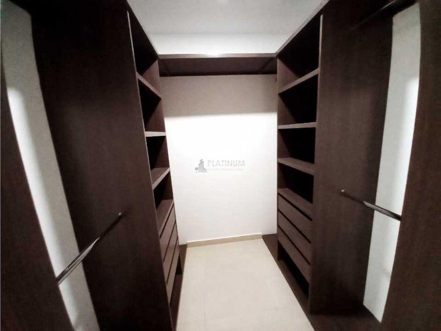 apartamento en venta en conjunto en pance cali
