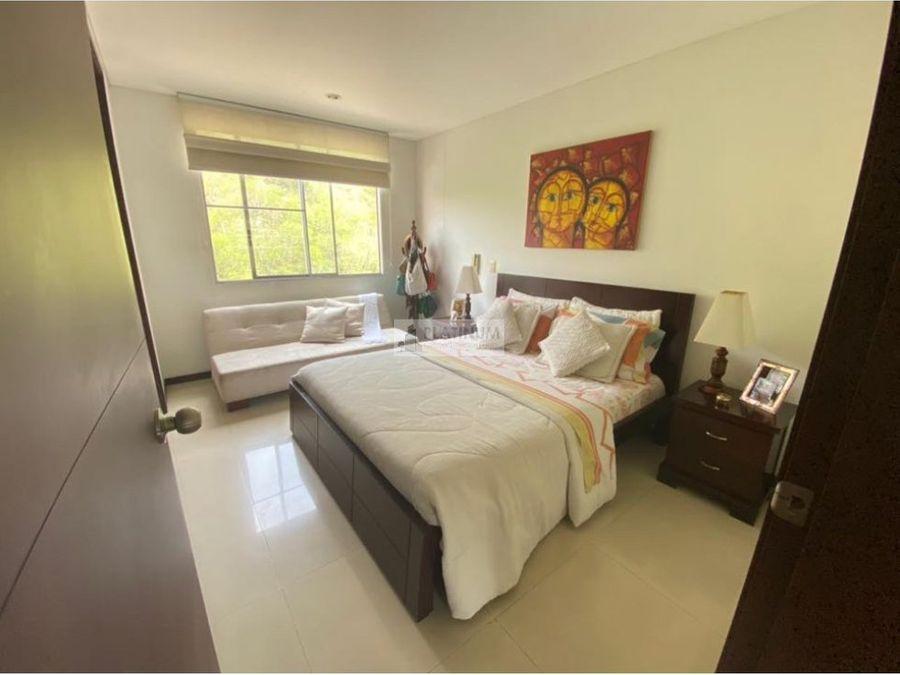 apartamento en venta en conjunto en el aguacatal cali